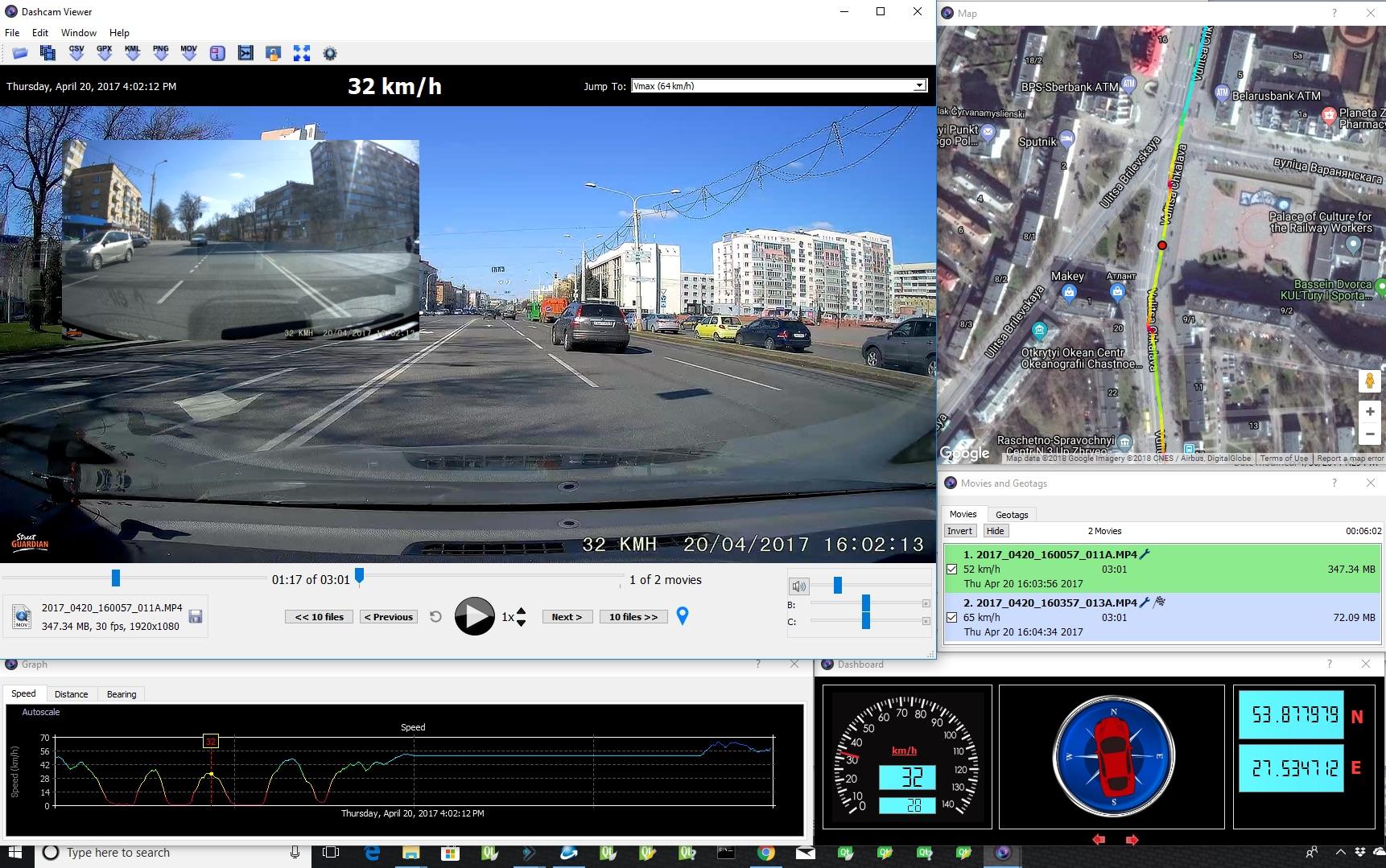 Dashcam Viewer v3 0 0 Released for Mac and Windows – Dashcam